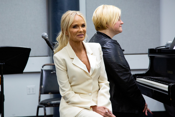 Kristin Chenoweth, Mary Mitchell Campbell Photo