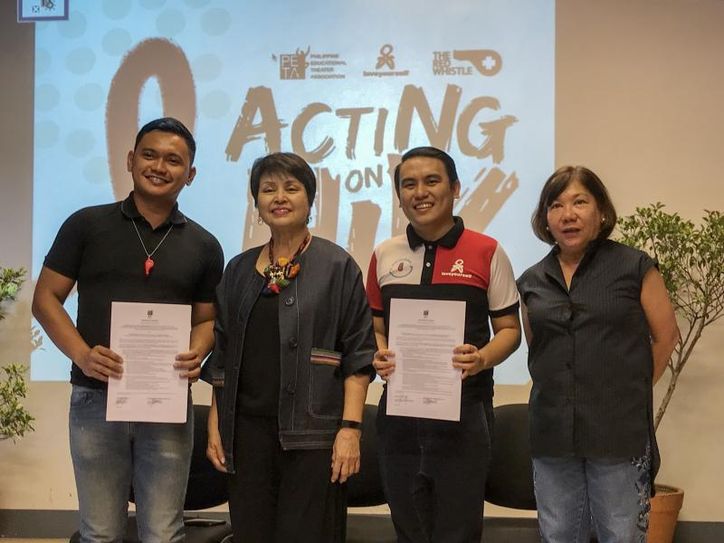 PETA Launches ACTING ON HIV Initiatives; UNDER MY SKIN Closes 52nd Season
