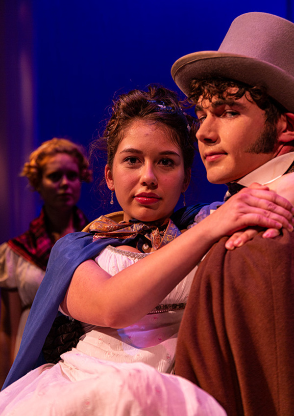 Photo Flash: The SBCC Theatre Arts Department Presents SENSE AND SENSIBILITY By Kate Hamill