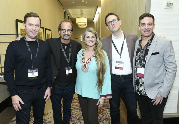 Photo Flash: BroadwayHD Founder Bonnie Comley Appears on Panel at NYC Television Week 2019