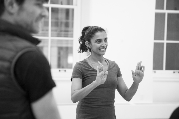 Photo Coverage: Take a Look Inside Dance Lab New York's Collaboration With The Joyce Theater
