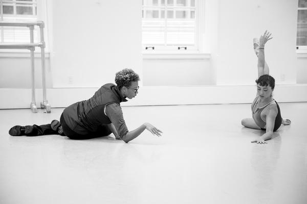 Amy Hall Garner, Choreographer, Allison Walsh