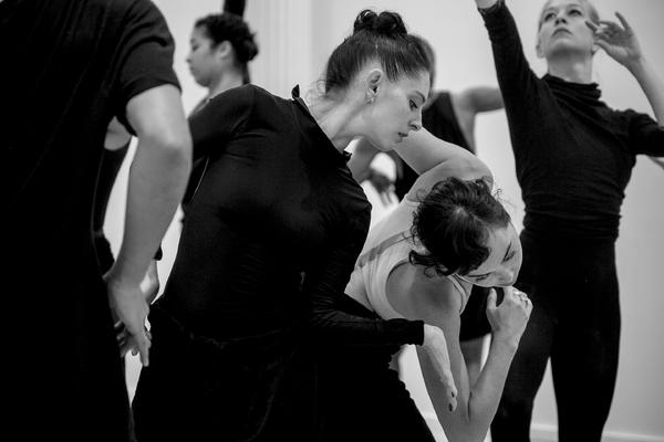 Ramona Kelley, Allison Walsh, Dancers
