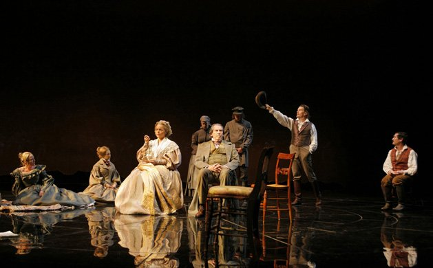 A Recent History of Broadway's Two-Part Plays
