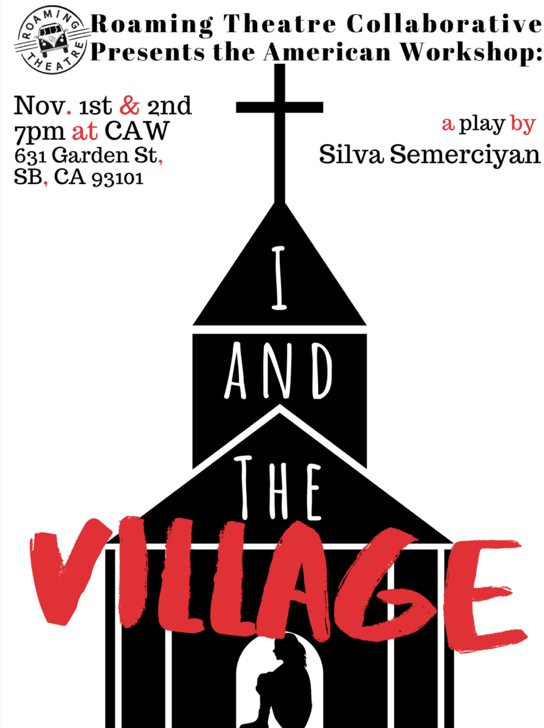 BWW Previews: I AND THE VILLAGE at Roaming Theater Collaborative