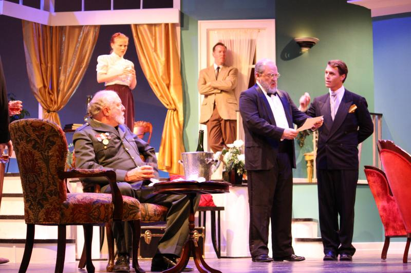 BWW Review: AND THEN THERE WERE NONE Keeps Us Guessing as the Body Count Mounts