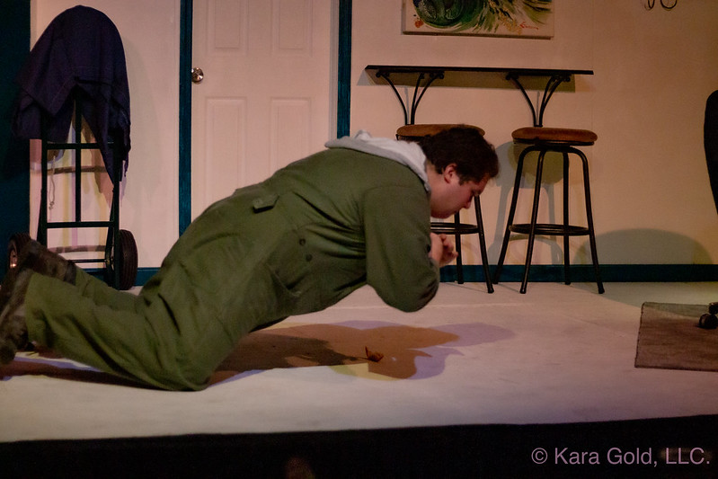 BWW Review: MATCH-MAKING GOES AWRY IN GETTING SARA MARRIED at Just For Laughs Dinner Theatre