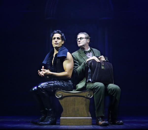 Jared Zirilli and Peter Simon Hilton Photo