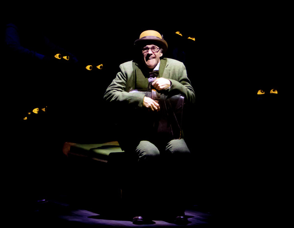 Photo Flash: Jared Zirilli as Dracula in the Premiere of Greenberg and Rosen's DRACULA: A Comedy of Terrors