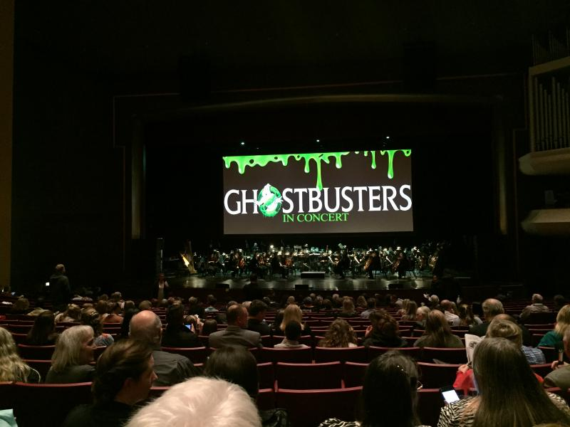 BWW Review: The Alabama Symphony Orchestra Brought a Spirited Performance of GHOSTBUSTERS IN CONCERT