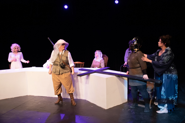 Photo Coverage: First look at Ad Hoc Theatre Company Presents CHAMBER MUSIC
