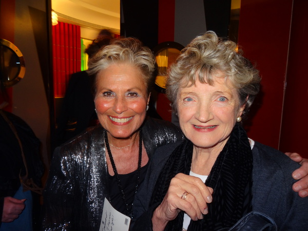Photo Flash: Lorna Dallas Brings 'Stages' to Crazy Coqs