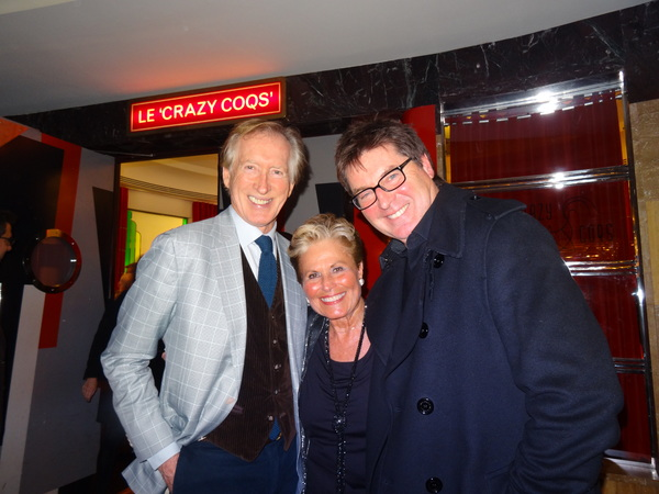 Peter Land, Lorna Dallas, Robert Meadmore Photo
