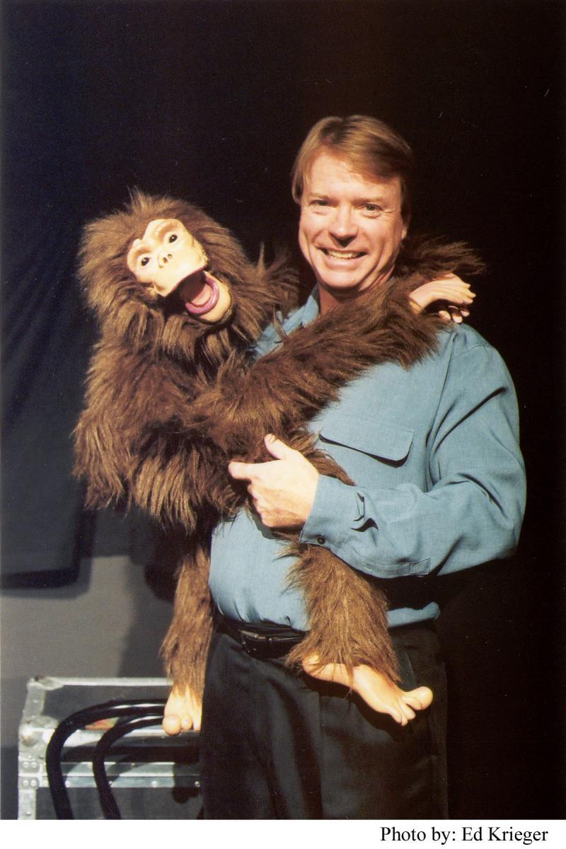BWW Previews: Tony Award Winner Jay Johnson Will Headline 'Jay Johnson & Friends (Real And Imaginary)' at The Moss Theatre