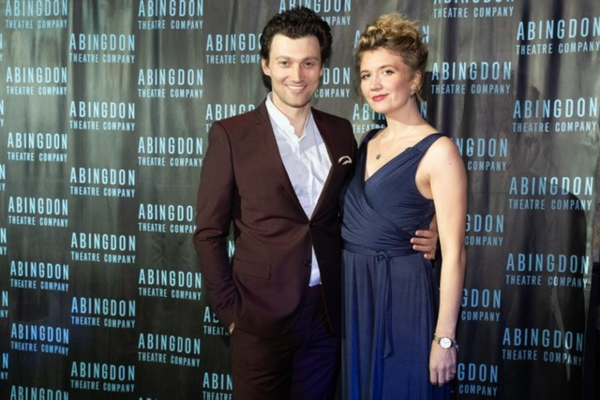Bryce Pinkham and Scarlett Strallen  Photo