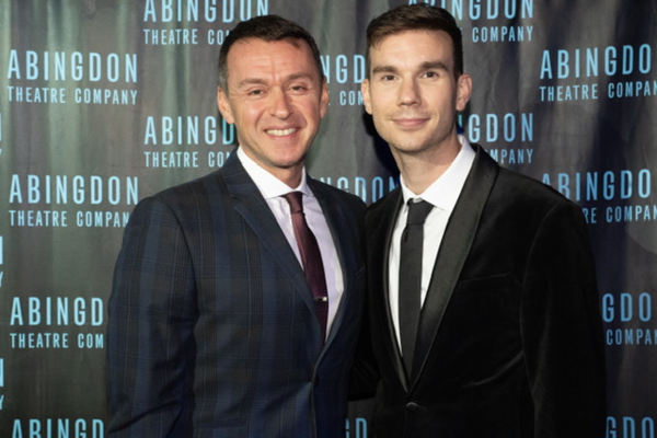 Andrew Lippa and Tom Regouski  Photo