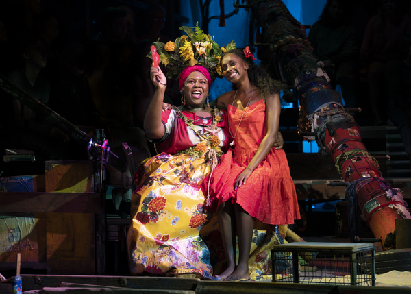 Exclusive: Get A First Look At ONCE ON THIS ISLAND On Tour