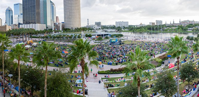 BWW Previews: Free Community Event, Straz LIVE! in the Park this Sunday at Curtis Hixon Park