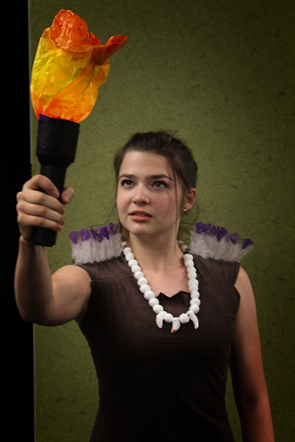 Photo Flash: McKinney Youth OnSTAGE To Premiere FIREBRINGER: Student Edition