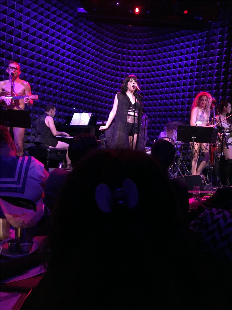 BWW Review: THE ROCKY HORROR SKIVVIES SHOW Bares All at Joe's Pub