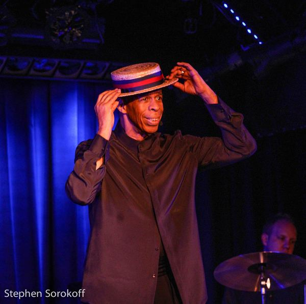 Photo Coverage: Christian Holder Brings 'At Home and Abroad' to the Laurie Beechman Theatre