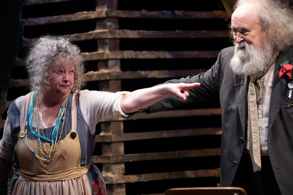 Photo Flash: First Look At Flint Repertory Theatre's THE CHAIRS