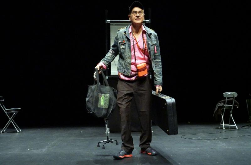 BWW Review: LET'S RUN AWAY is a Moving Look at Life and Legacy