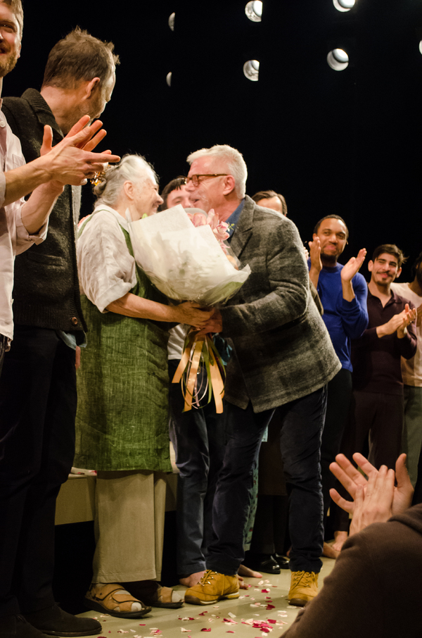 Photo Coverage: Lois Smith Celebrates 89th Birthday at THE INHERITANCE