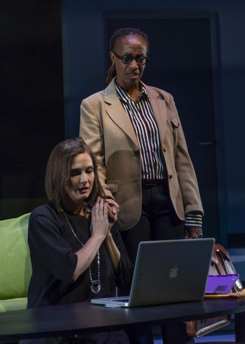 BWW Review: THEORY at Mosaic Theater Company