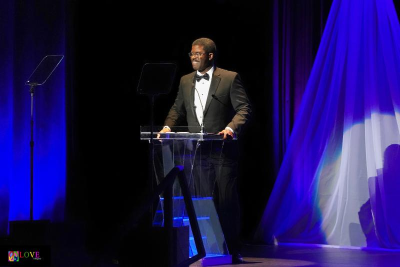 Denzel Washington Honored by CROSSROADS THEATRE COMPANY in New Brunswick