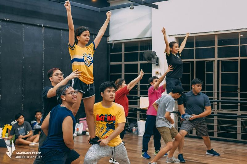 Ateneo Blue Repertory Stages BRING IT ON: THE MUSICAL, Nov. 7-24