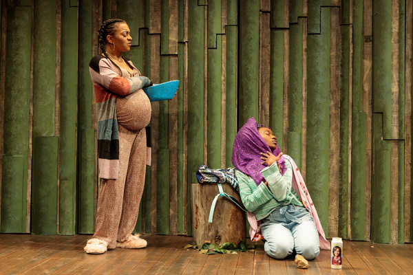 Photos: First Look at The World Premiere Of FORM OF A GIRL UNKNOWN At Salt Lake Acting Company