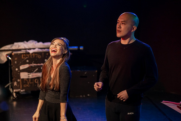 Photo Flash: Take a Look Inside the NAAP Developmental Workshop THE MONKEY KING: A MODERN MUSICAL