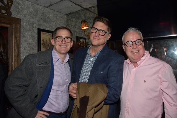 Photo Coverage: BroadwayWorld Founder Robert Diamond Celebrates 40th Birthday with Broadway's Best!
