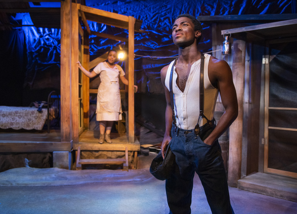 Photo Flash: Take a Look at Photos From Raven Theatre's Production of HOODOO LOVE