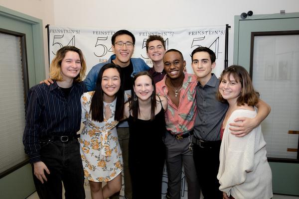 Foster Schrader, Ray Kao, Hudson Flynn, Tiffany Kumar,  Skylar Sherman, Jalen Bunch,  Photo