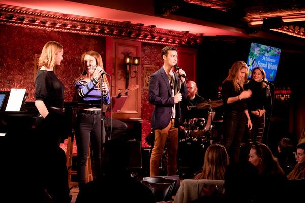 Jordan Hirsch, Michelle Coben, Max Beer, Maddison Rotner and Lisa Graye Photo