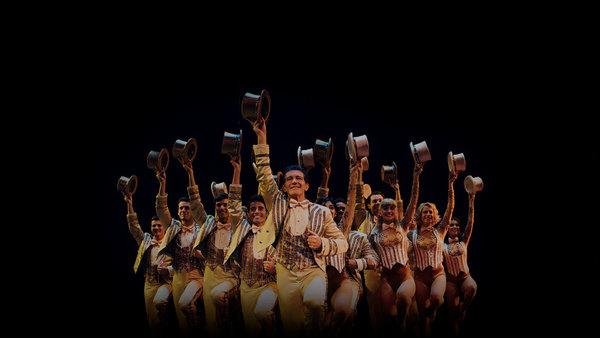 Photo Flash: Get A First Look At Antonio Banderas In A CHORUS LINE