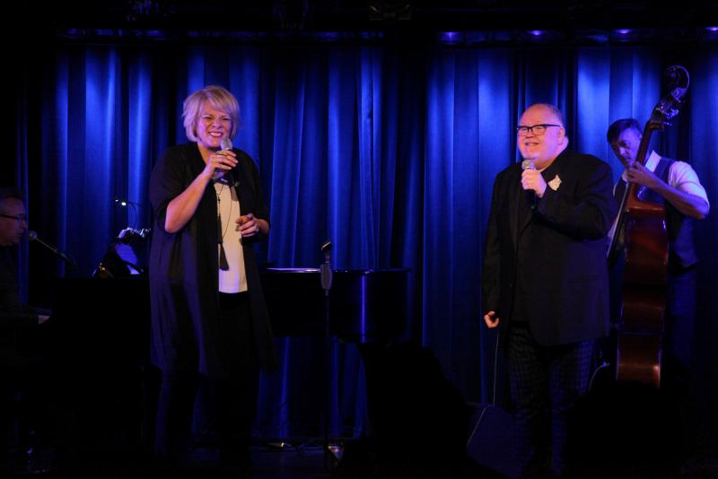 BWW Review: Kim Grogg and Lennie Watts Sweeten The Laurie Beechman Theatre with HOMETOWN HEROES