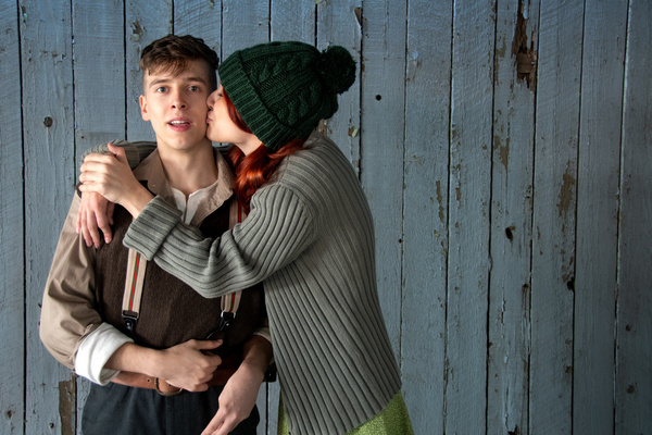 Photo Flash: Martin McDonagh's THE CRIPPLE OF INISHMAAN Comes To The Addison Theatre Centre