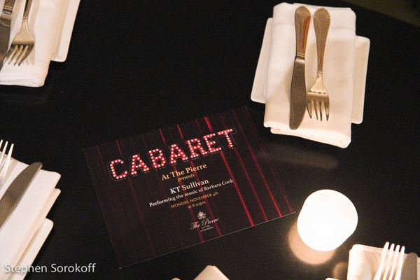 Photo Coverage: New York Society Turns Out For Broadway and Cabaret at The Pierre With KT Sullivan