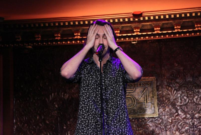 BWW Review: Ryan McCartan Stuns Crowd at 54 Below