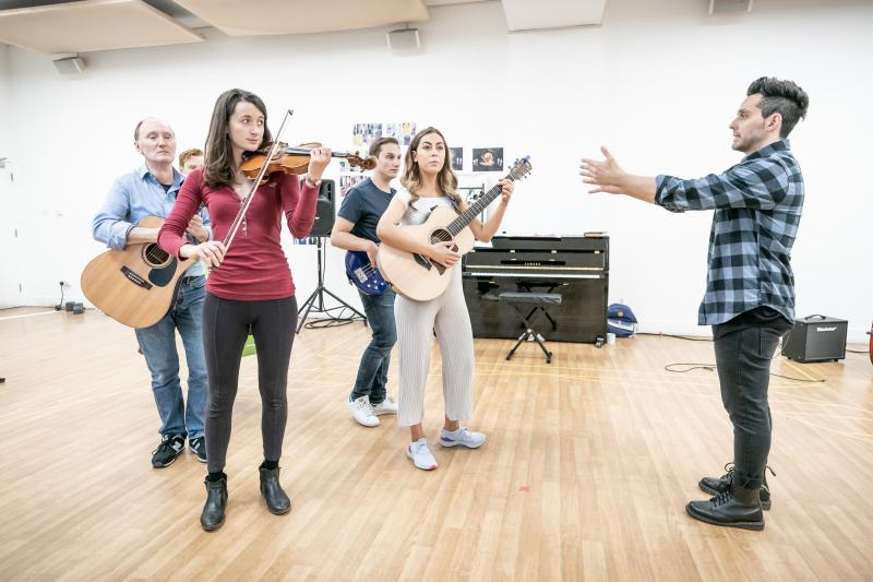 Photo Flash: See Rehearsal Photos for CINDERELLA: THE MUSICAL, Opening At Nuffield Southampton Theatres