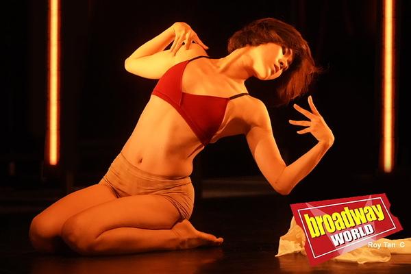 Photo Flash: Take a Look at Shobana Jeyasingh Dance's Latest Work STAGING SCHIELE