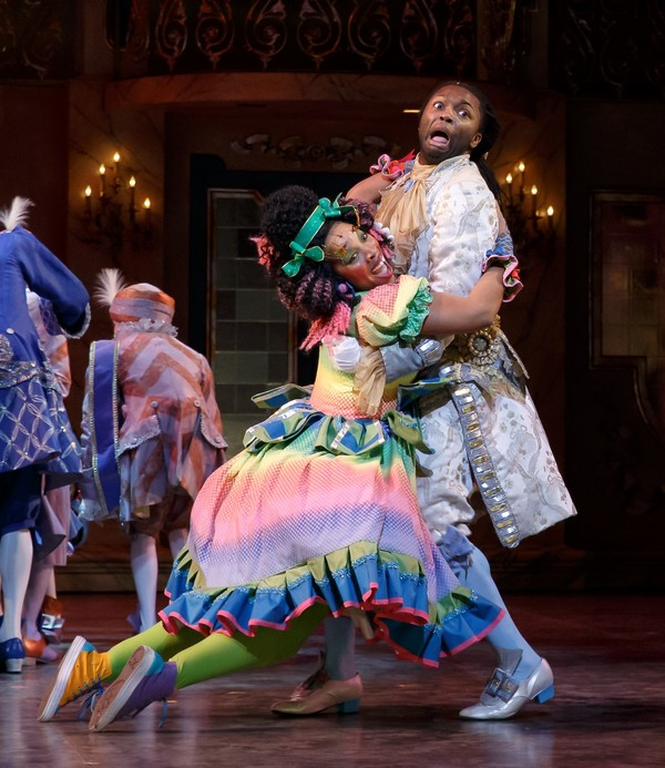 Photo Flash: Children's Theatre Company Presents CINDERELLA