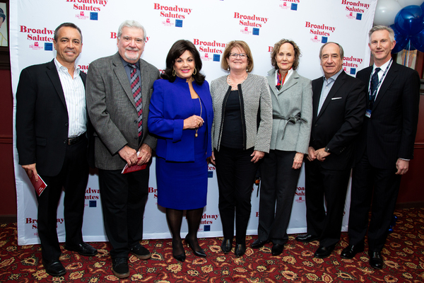 Photos: Go Inside the 11th Annual Broadway Salutes Ceremony!