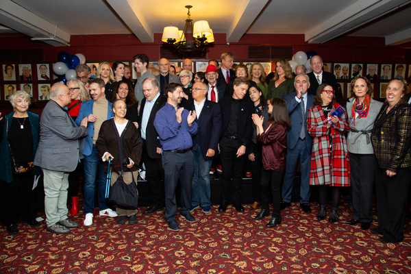 Photo Coverage: Go Inside the 11th Annual Broadway Salutes Ceremony!
