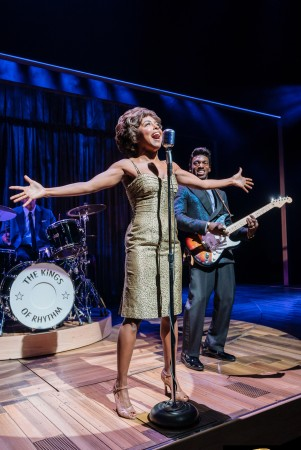 BWW Review: Tina Turner's The Legend and Adrienne Warren's The Breakout Star in TINA: THE TINA TURNER MUSICAL