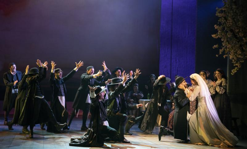 BWW Review: FIDDLER ON THE ROOF at Adrienne Arsht Center-Exquisite! Breathtaking! Wonderful!