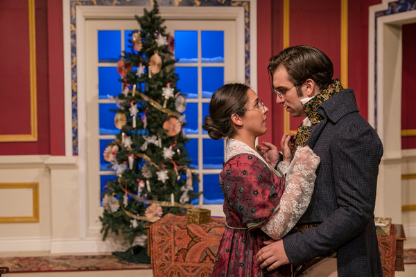 Photo Flash: Classic Theatre Presents MISS BENNET: CHRISTMAS AT PEMBERLEY